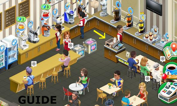 Guide My Cafe:Recipes Stories screenshot 1