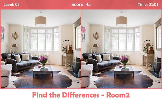 Find the Differences - Room 2 apk screenshot