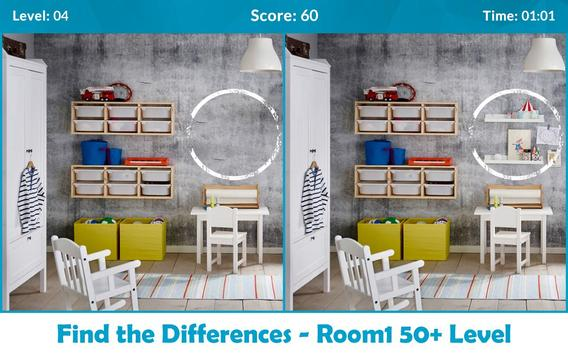 Find the Differences - Room screenshot 7