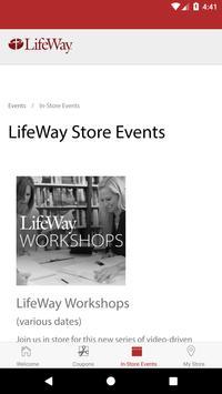 LifeWay Christian Stores screenshot 2