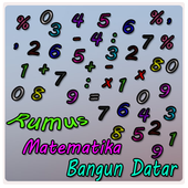 Rumus Matematika Bangun Datar icon