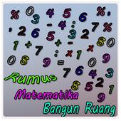 Rumus Matematika Bangun Ruang icon