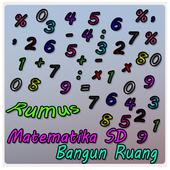 Rumus Matematika SD Bangun Ruang icon