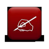 Mr. Signature icon