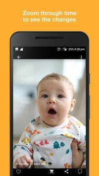 Kids' photo journal for family by Lifecake Ltd. screenshot 1