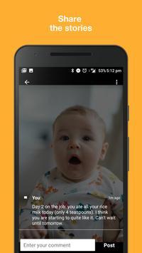 Kids' photo journal for family by Lifecake Ltd. screenshot 2