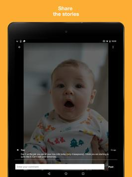Kids' photo journal for family by Lifecake Ltd. apk screenshot