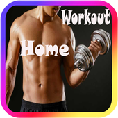 Home Exercise Workout icon