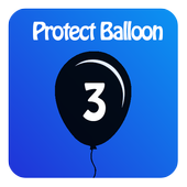 Protect Balloon Rise Up 3!! 2018 icon