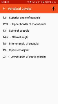 Anatomy Review - Thorax screenshot 1