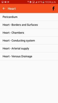 Anatomy Review - Thorax screenshot 2