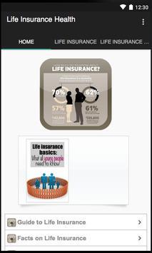 Life Insurance Health poster