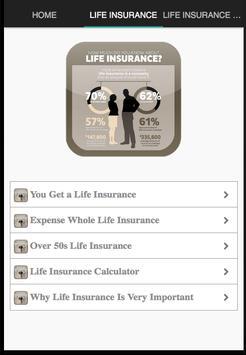 Life Insurance Health apk screenshot