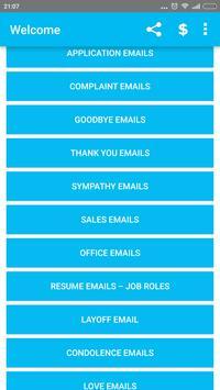 Email Template Hub screenshot 1