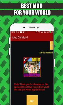 Mod Girlfriend poster
