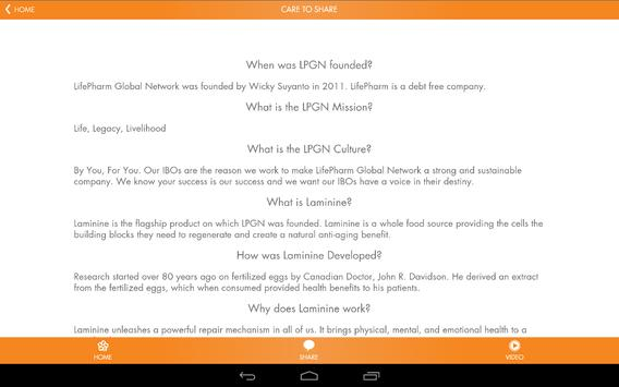 LPGN Business App screenshot 4