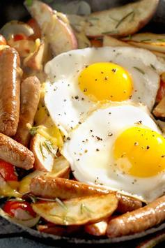 Breakfast and Brunch Recipes apk screenshot