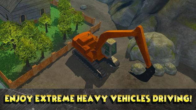 Extreme Heavy Truck Simulator poster