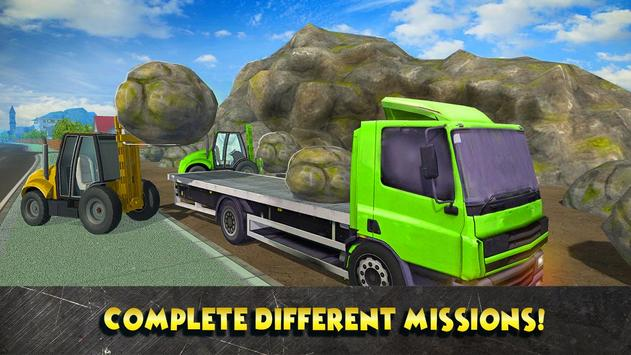 Extreme Heavy Truck Simulator apk screenshot