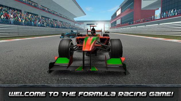 Formula Racing Fever 2017 poster