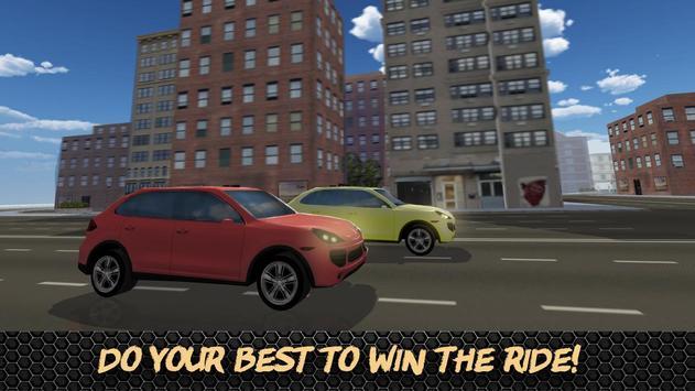 Super Luxury Car Racing 3D screenshot 2