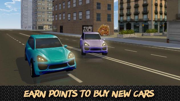 Super Luxury Car Racing 3D screenshot 3