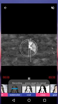 Video Editor-Prisma Effect apk screenshot