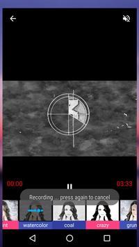 Video Editor-Prisma Effect screenshot 1