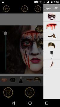 Zombie Face Maker apk screenshot