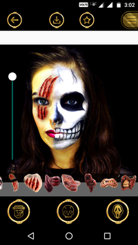 Zombie Face Maker poster