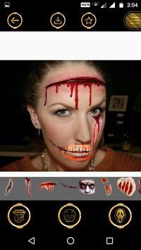 Zombie Face Maker screenshot 1