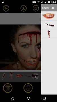 Zombie Face Maker screenshot 2