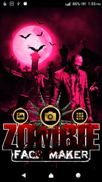 Zombie Face Maker apk screenshot