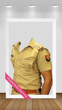 Police Suit Photo Maker (Man ) screenshot 1