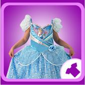 Princess Kids Photo Montage icon