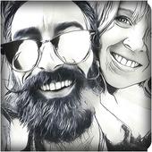 Sketch Photo - Selfie Camera icon