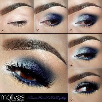 Eyes Makeup Tutorials apk screenshot