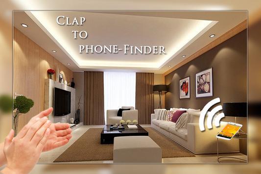 Clap to Find Phone - Clap Phone Finder screenshot 1