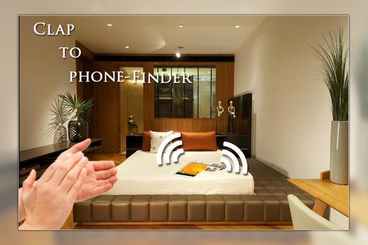 Clap to Find Phone - Clap Phone Finder screenshot 2