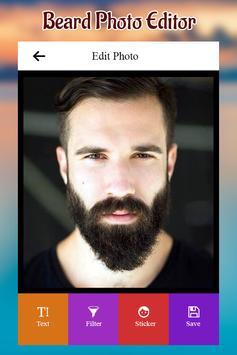 Beard Photo Editor screenshot 3