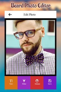 Beard Photo Editor screenshot 2