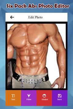 Six Pack Abs Photo Editor screenshot 2