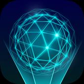 Hologramium 3D icon