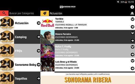 Sonorama screenshot 6