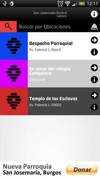 Parroquia San Josemaria Burgos apk screenshot