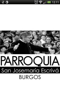 Parroquia San Josemaria Burgos poster