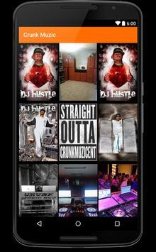 Crunk Muzic Entertainment poster