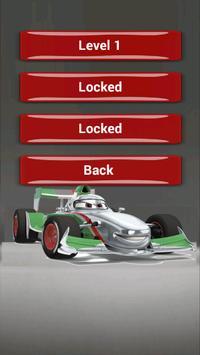 Crazy High Speed Car poster