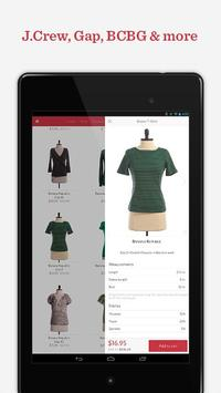 Twice: Buy, Sell Clothing apk screenshot