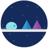 Space Doodle icon